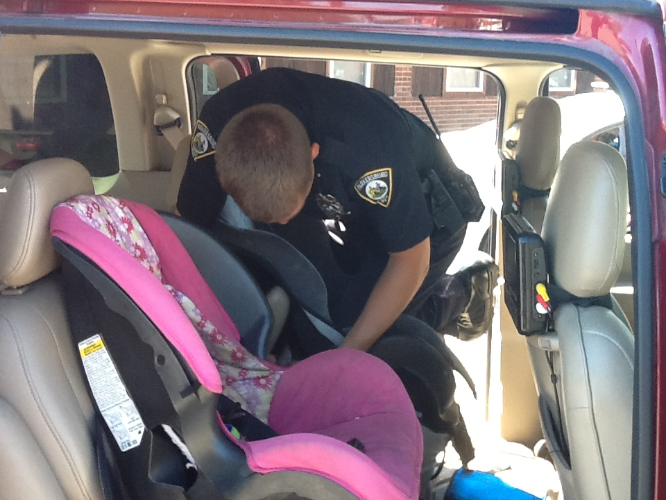 West Virginia Child Passenger Safety Seat Law